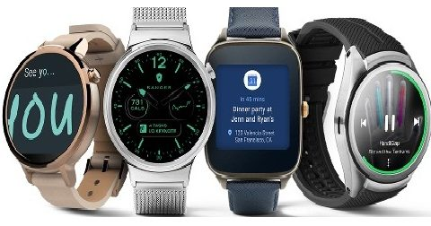 Android Wear 2.0 is Set to Hit The Market