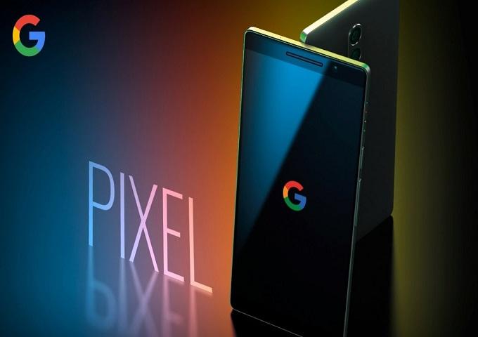 Google Chrome Pixel 2