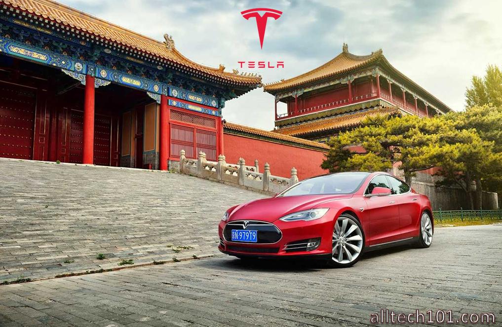 Tesla Plant China