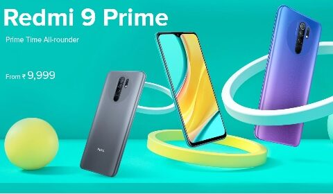 Redmi 9 Prime launched in India at an attractive starting price of Rs 9,999