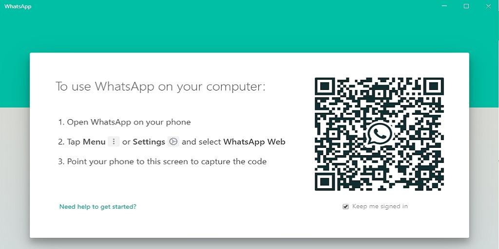 whatsappweb desktop